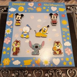 Disney Parks Classic Booster Set, New